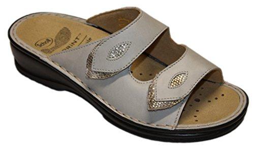 DR.SCHOLL - Zapatillas de estar por casa de Material Sintético para mujer hueso blanco perla (ral 1013)