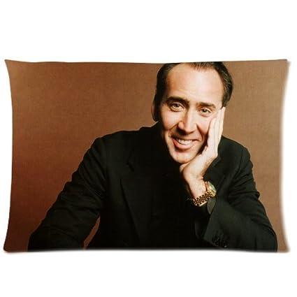 Amazon.com: Funda de almohada rectangular de algodón suave ...