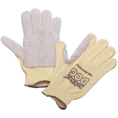 Ladies Junkyard Dog Kevlar String Glove Leather by Sperian Welding Protection