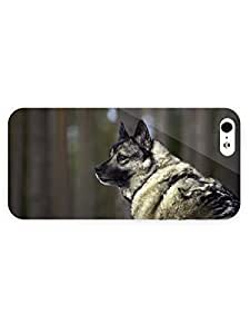3d Full Wrap Case For HTC One M8 Cover Animal Attentive Dog38