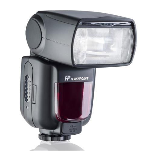 Flashpoint Zoom R2 Manual Flash with Integrated R2 Radio Transceiver (TT600) ()