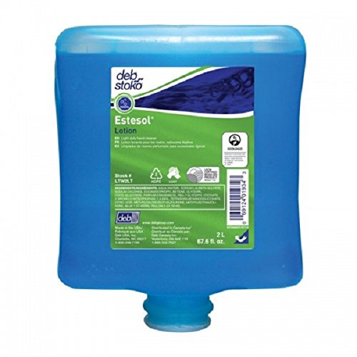 Estesol Lotion, 2 L Refills (8 Case) by Stoko