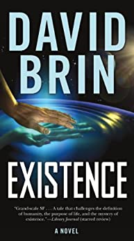 Existence by [Brin, David]