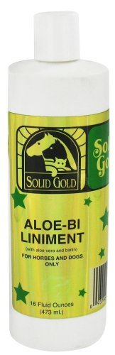 SOLID GOLD 937745 Aloe-Bi Liniment for Pets, 16-Ounce, My Pet Supplies