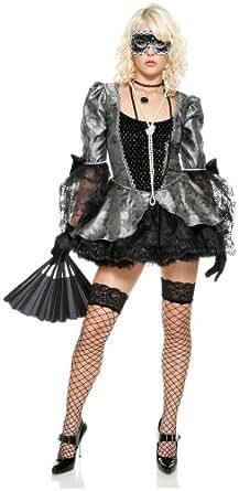 Forplay Women's Ballroom Blitz,Black,XS/S