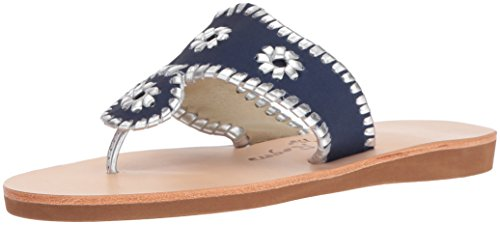 Silver Jacks Midnight Boating Jack Rogers Dress Women's Sandal xnFWqTOC4
