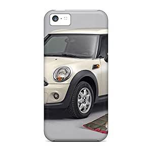 High Quality RogerKing Cars Dogs 2013 Mini Skin Case Cover Specially Designed For Iphone - 5c