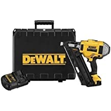 Factory Reconditioned 20V MAX XR Brushless 2-Speed Framing Nailer Kit (DCN692M1)