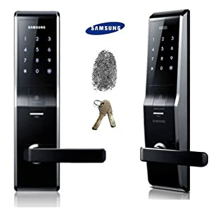 6. SAMSUNG SHS-H700 digital door lock keyless touchpad security
