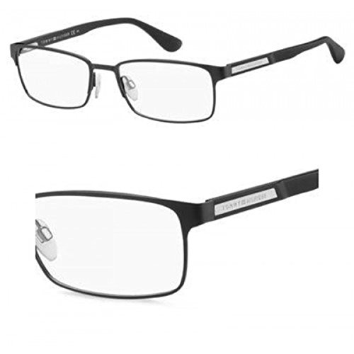 Eyeglasses Tommy Hilfiger Th 1545 0003 Matte Black - Eyeglasses Matte Black 0003