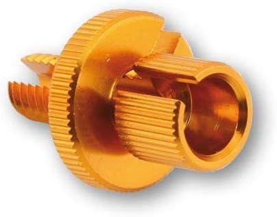 Einstellschraube Gold Eloxiert M8 X 1 25 Auto