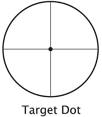 BARSKA 10-40X50 AO Varmint Target Dot Riflescope from Barska