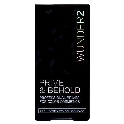 WUNDER2 Prime & Behold Professional Primer for Color Cosmetics
