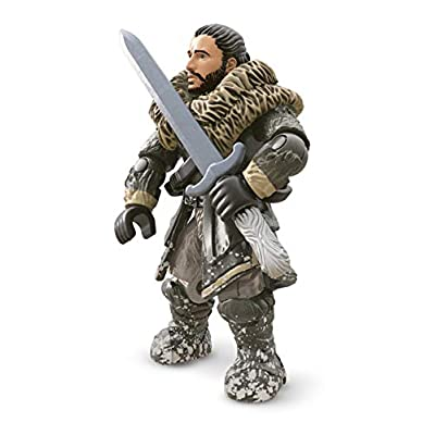 Mega Game of Thrones: White Walker Battle Construx: Toys & Games