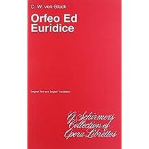 Orfeo ed Euridice: Libretto