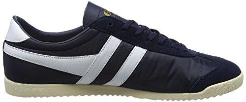 Blu Nylon Ew Blue Sneaker Navy Gola White Bullet Navy Uomo White YgOwUaxPq