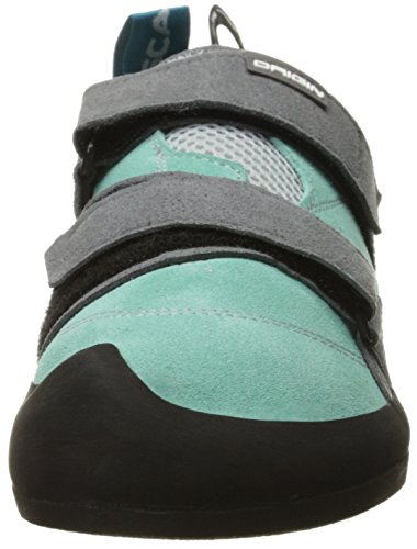 smoke Climbing Women's Scarpa Shoe Blue Wmn Green Origin wFOq1TU
