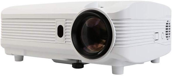 Proyector de Video Tontion 3500 Lux Real 720P -50.000 Horas LED Full HD Mini Proyector, Compatible con Amazon Fire TV Stick, HDMI, VGA, USB, AV, SD para Cine en casa: Amazon.es: Electrónica