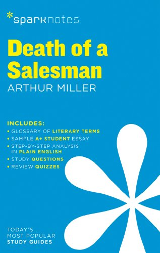 Death of a Salesman SparkNotes Literature Guide (SparkNotes Literature Guide Series)