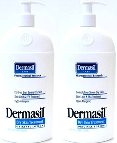 Dermasil Dry Skin Treatment, Original Lotion - 14.5 Oz (Pack of (Protectant Scented Body Lotion)