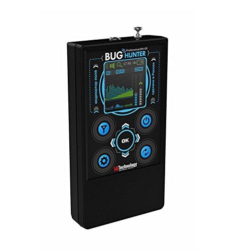 - Spy Bug RF Signal Detector Professional (GPS, GSM, WI-FI, CDMA, 3G, 4G, LTE) BH-03