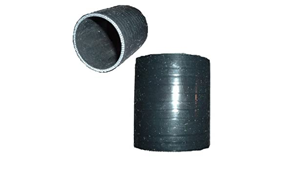 1.625 to 1.5 Black Silicone Reducer