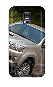 High-quality Durability Case For Galaxy S5(toyota Hilux 14)