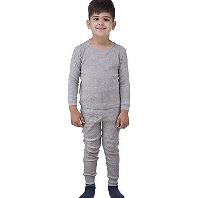 Zero Degree Boys Thermal Long Underwear Set