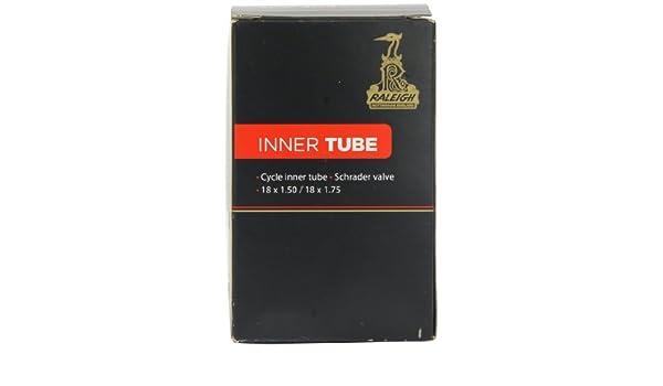 Raleigh Presta Valve Inner Tube Black 26 x 1.25-1.50 Inch