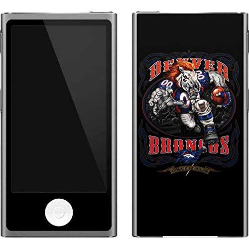 - Skinit NFL Denver Broncos iPod Nano (7th Gen&2012) Skin - Denver Broncos Running Back Design - Ultra Thin, Lightweight Vinyl Decal Protection