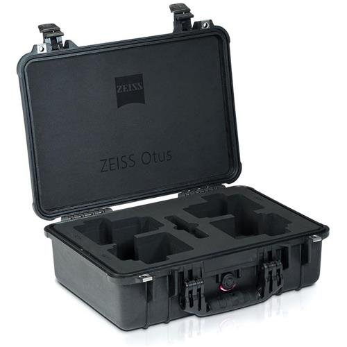 Zeiss Transport Case for Otus 28mm, 55mm and 85mm Lenses by Zeiss