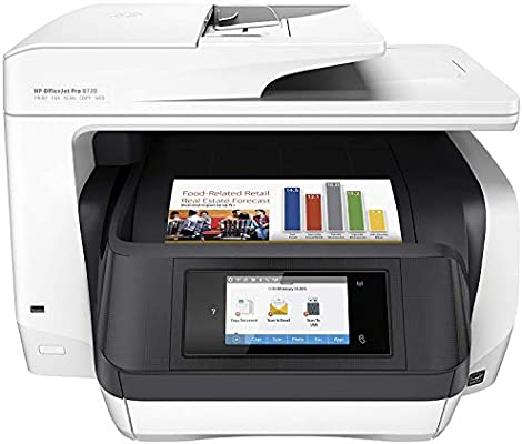 HP Officejet Pro 8720 - Impresora multifunción color wifi fax ...