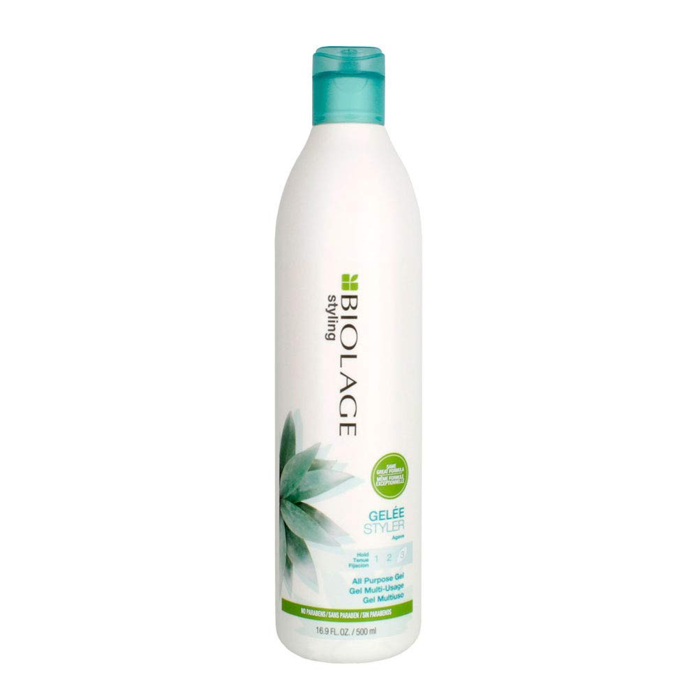 BIOLAGE Styling Gelée | Firm Hold That Adds Body, Shine & Control | Paraben-Free | For All Hair Types