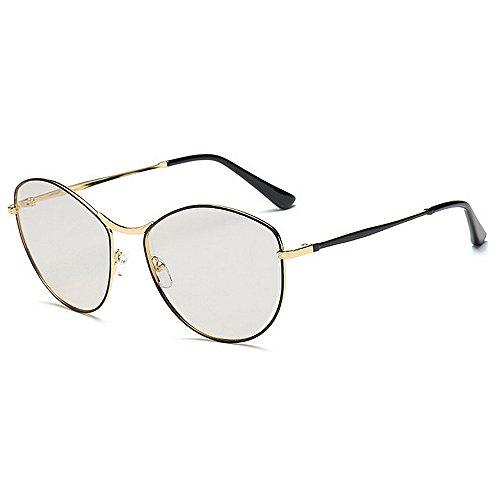 ovale Lunettes petite tous de nouveauté voyage Protection les UV de polarisées style conduite femmes de soleil Frame soleil brillants de visages forme simple lunettes pour la Argent de Full nuances designer qt1wqPOF