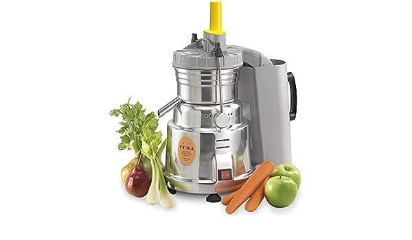 Vema - Extractor autolimpiable CE 2047/All para zumos de frutas y ...