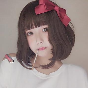 Amazon Japanese Sweet Omelet Hair Fashion Girls With Short