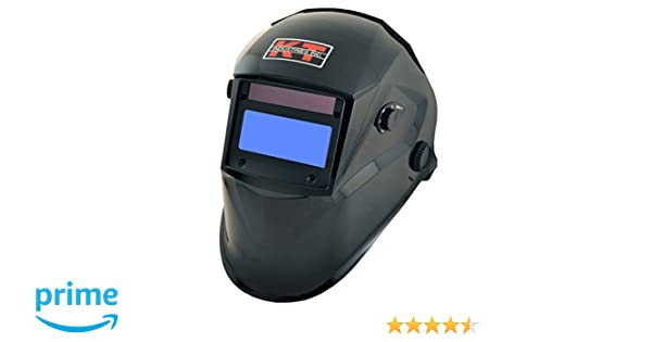 K-T Industries 4-1050 Auto Darkening Welding Helmet - Welding Helmets - Amazon.com