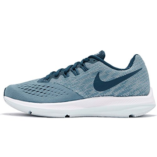 NIKE Women's Zoom Winflo 4 Running Shoe Noise Aqua/Blue Force/Glacier outlet get to buy nkWtw6unMu