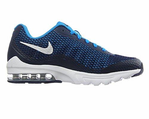 Nike Mens Air Max Invigor Se Running Shoe Midnight Navy / Bianco Foto Blu