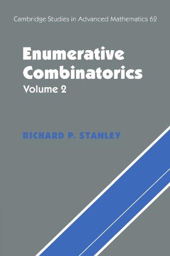 Enumerative Combinatorics,Vol.2