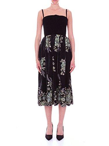 Schwarze Damen Fantasie Kleid 11007153 BARTH NORA Kurzes 7wIqXR0