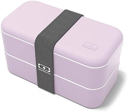 Lilas One size Monbento Unisexs MB Original Bento Box