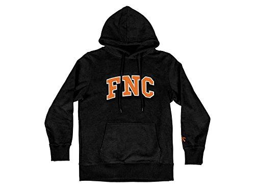 FNC College Hoodie Black