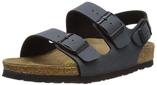 Birkenstock Germany 'Milano' (Women's) Heel-Strap Sandal, Basalt (37 M EU - 6-6.5 US Women) ()
