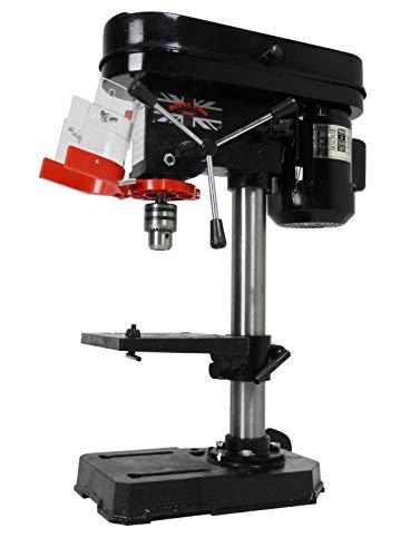 Dirty Pro Tools Heavy Duty 250mm 13mm Rotary Pillar Press Drill 5 Speed...
