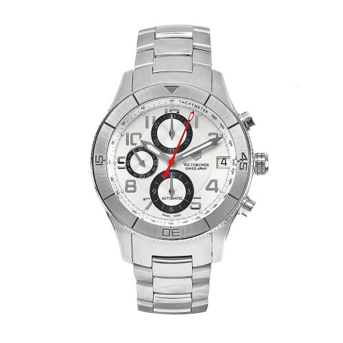Victorinox Swiss Army Men's 241191 SSC Stainless Steel Automatic Chronograph Watch