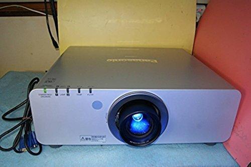パナソニック DLPプロジェクター(6000lm、WXGA) PT-DW6300S B0027DRQE6