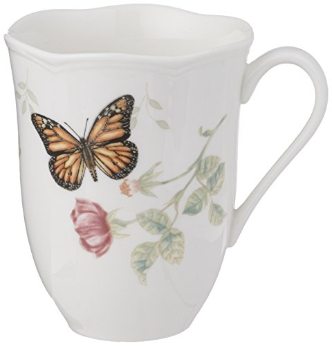 Butterfly Meadow Coffee - Lenox Butterfly Meadow Monarch Mug