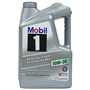 Mobil 1 112796 10w 30 synthetic motor oil for How long does motor oil last