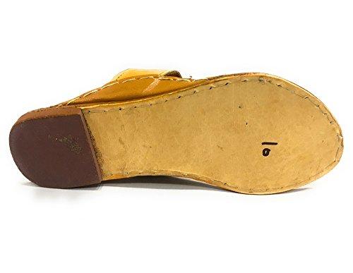 Chappal Ethnic Mojari n Sandals Step Tribal Womens Style Kolhapuri Jutti Beaded Flat HxIx6X1